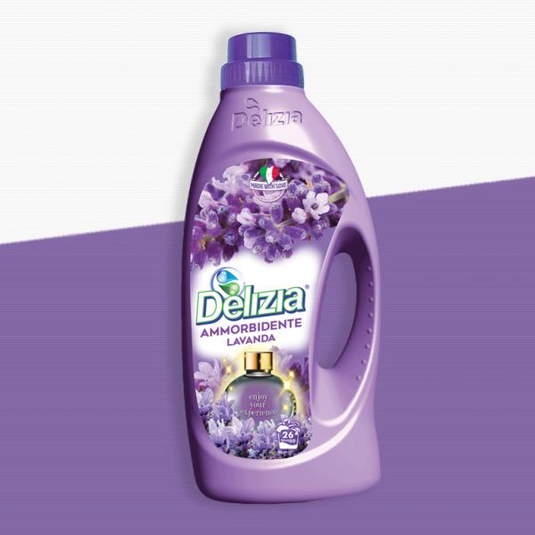 ammorbidente lavanda delizia