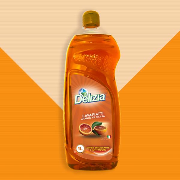 lavapiatti arance delizia